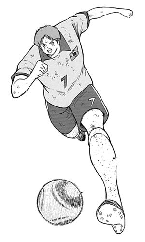 Captain Tsubasa - Fansite by Shinji